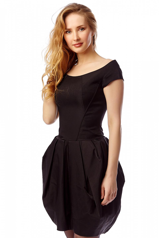 46512728671 Платье Red Isabel Black - 👍 купить в интернет-магазине DressCode с ...